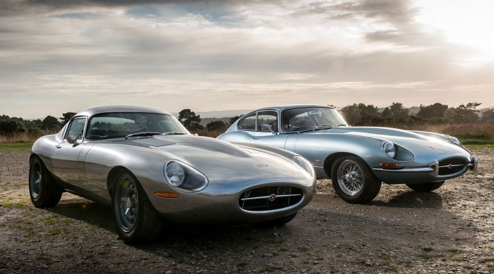 Jaguar E Type >> Welcome To Eagle Eagle E Types The Eagle Speedster And The Low