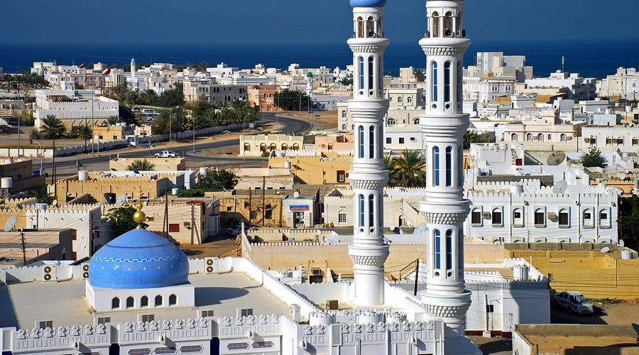 Oman Country Guide // intec Export Intelligence